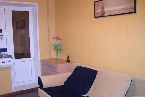 Сдается 1-комнатная квартира посуточно в Балашихе, улица Свердлова, 22.
