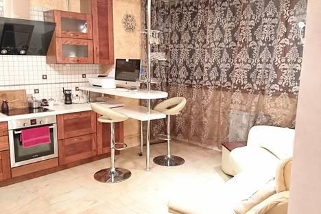 Сдается 1-комнатная квартира посуточнов Мытищах, переулок Докучаев, 15.