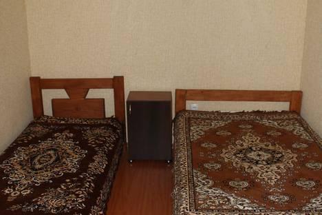 Сдается 1-комнатная квартира посуточно, улица Мичурина 24.
