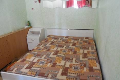 Сдается 2-комнатная квартира посуточно в Йошкар-Оле, улица Советская, 162.