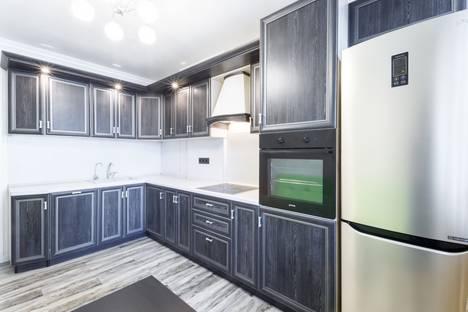 Сдается 2-комнатная квартира посуточно в Химках, улица Молодежная, 78.
