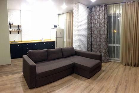 Сдается 1-комнатная квартира посуточно в Казани, проспект Альберта Камалеева, 34в.