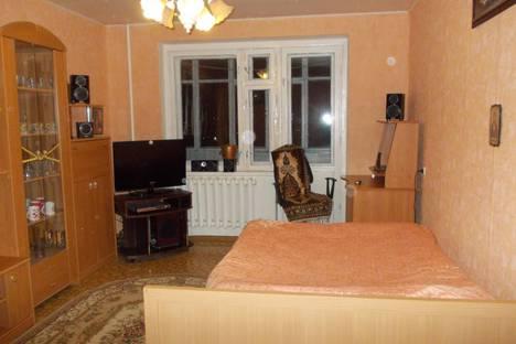Сдается 1-комнатная квартира посуточно в Твери, улица Александра Завидова, 3.