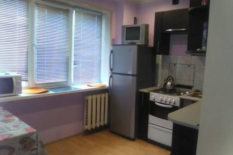 Сдается 1-комнатная квартира посуточно в Вологде, Козленская улица, 71.