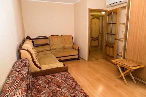 Сдается 1-комнатная квартира посуточно в Москве, улица Гиляровского, 12.