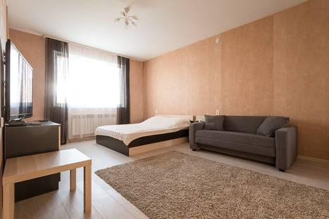 Сдается 1-комнатная квартира посуточно в Новосибирске, улица Шамшурина, 1.
