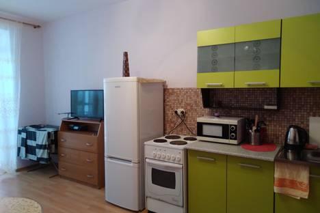 Сдается 1-комнатная квартира посуточно в Екатеринбурге, улица Степана Разина, 107.