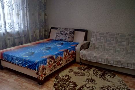 Сдается 1-комнатная квартира посуточно в Красноярске, Светлогорский переулок, 21.