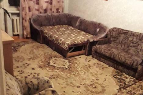 Сдается 2-комнатная квартира посуточнов Воронеже, улица Кольцовская, 6.