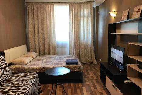 Сдается 1-комнатная квартира посуточно в Перми, улица Мира, 25.
