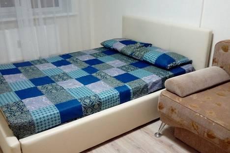 Сдается 1-комнатная квартира посуточно в Ижевске, улица Архитектора Берша, 23.