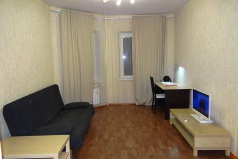 Сдается 2-комнатная квартира посуточно в Нижневартовске, улица Московкина 2.