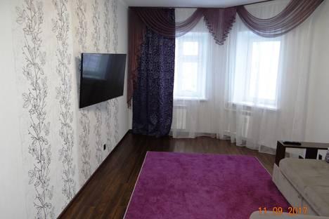 Сдается 1-комнатная квартира посуточнов Нижневартовске, улица Мира, 99.