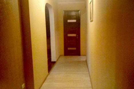 Сдается 2-комнатная квартира посуточно в Бобруйске, ул. Красноармейская 57.