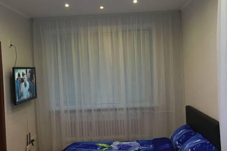 Сдается 1-комнатная квартира посуточно в Пинске, улица Днепровской Флотилии.