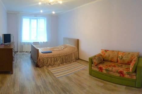 Сдается 2-комнатная квартира посуточно в Перми, улица Белинского, 31.