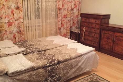 Сдается 1-комнатная квартира посуточно во Владикавказе, улица Гугкаева, 8.