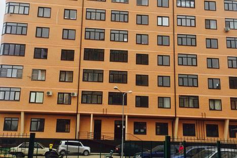 Сдается 1-комнатная квартира посуточно в Яблоновском, улица Гагарина, 144/2.