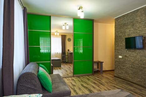 Сдается 1-комнатная квартира посуточно, улица Никитина, 17А.