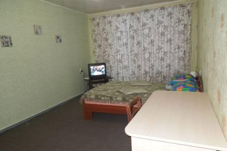 Сдается 1-комнатная квартира посуточно, УР,ул. Карла Маркса.