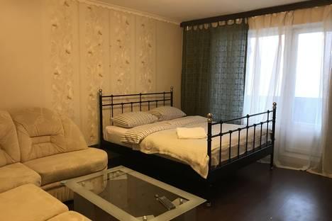 Сдается 1-комнатная квартира посуточно в Москве, 1-я Новокузьминская улица, 22 корпус 1.