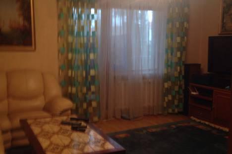 Сдается 3-комнатная квартира посуточно в Калининграде, улица Воздушная, 66А.