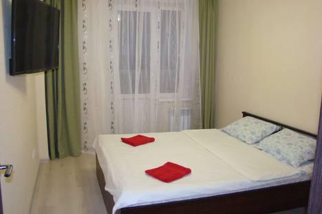 Сдается 1-комнатная квартира посуточнов Вологде, улица Ярославская, 42.