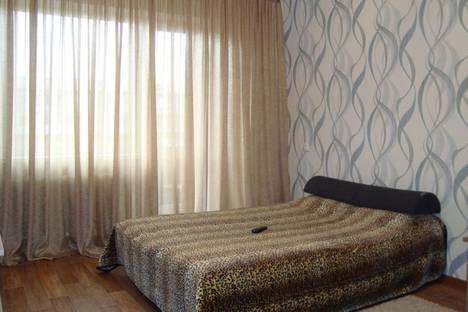Сдается 1-комнатная квартира посуточнов Чебоксарах, улица Гузовского, 38.