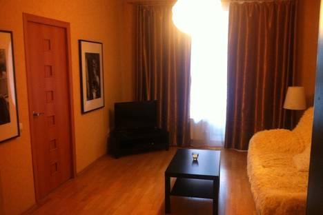 Сдается 1-комнатная квартира посуточно в Иркутске, улица Ямская,9.