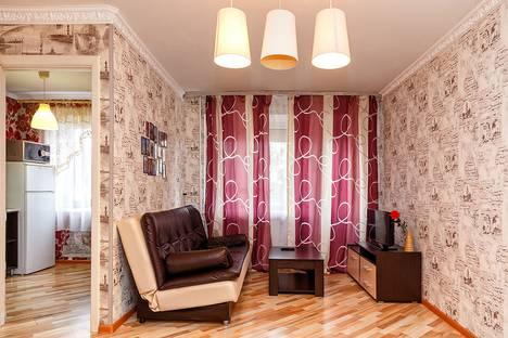 Сдается 1-комнатная квартира посуточно в Кемерове, улица 50 лет Октября, 12.