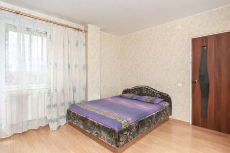 Сдается 1-комнатная квартира посуточно, Ленская улица, 19к1, подъезд 2.