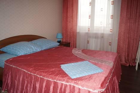 Сдается 2-комнатная квартира посуточнов Минусинске, Трудовая, 73б.
