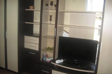 Сдается 1-комнатная квартира посуточнов Новокузнецке, ул. Воробьева, 14.