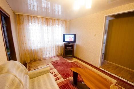 Сдается 2-комнатная квартира посуточнов Новосибирске, Достоевского 16.