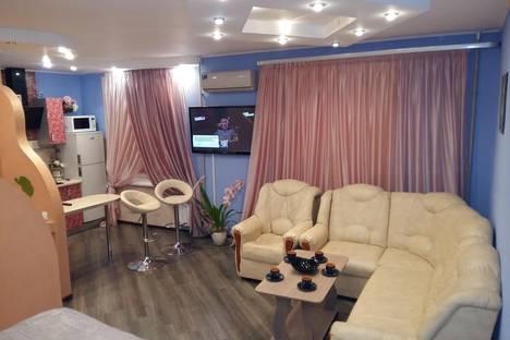 Сдается 1-комнатная квартира посуточно в Саратове, Мирный переулок, 17.