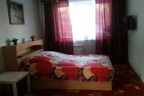 Сдается 1-комнатная квартира посуточно в Кургане, Коли Мяготина,66.