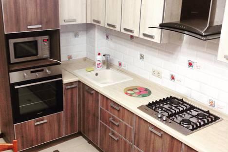 Сдается 2-комнатная квартира посуточно, Тухачевского 24/2.