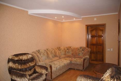 Сдается 2-комнатная квартира посуточнов Новокузнецке, Сеченова 13.
