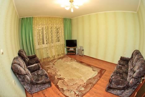 Сдается 2-комнатная квартира посуточнов Сургуте, Пролетарский 10/2.