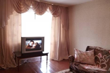 Сдается 1-комнатная квартира посуточно в Кургане, Максима-Горького 110.