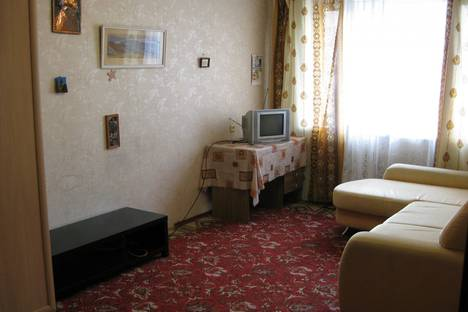 Сдается 1-комнатная квартира посуточно, ул. Солнечная д. 17.
