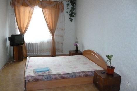 Сдается 1-комнатная квартира посуточнов Уфе, С.Перовской 46.