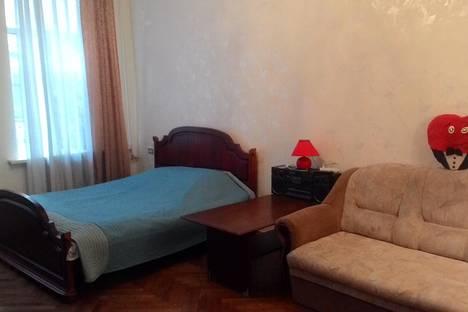 Сдается 2-комнатная квартира посуточнов Санкт-Петербурге, Кронверкский пр 23.