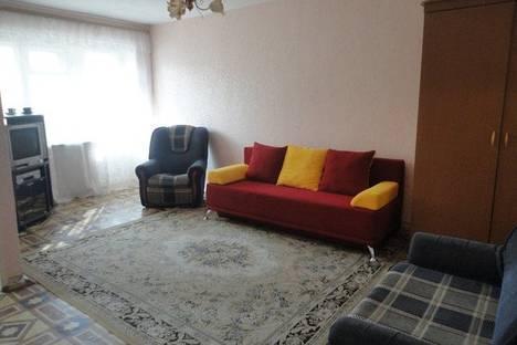 Сдается 1-комнатная квартира посуточнов Тюмени, Республики 155.