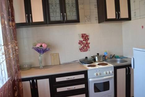 Сдается 1-комнатная квартира посуточнов Абакане, Крылова 77а.