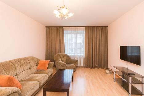 Сдается 3-комнатная квартира посуточнов Кстове, ул.Воровского, 3.