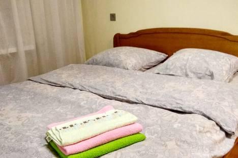 Сдается 1-комнатная квартира посуточнов Барнауле, Чкалова 89.