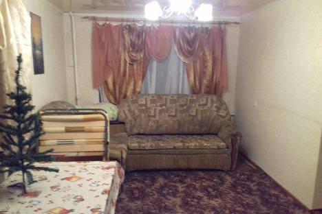 Сдается 1-комнатная квартира посуточно в Череповце, улица Ломоносова, 32А.