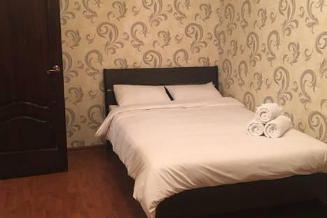 Сдается 2-комнатная квартира посуточнов Балашихе, проспект Андропова, 21.