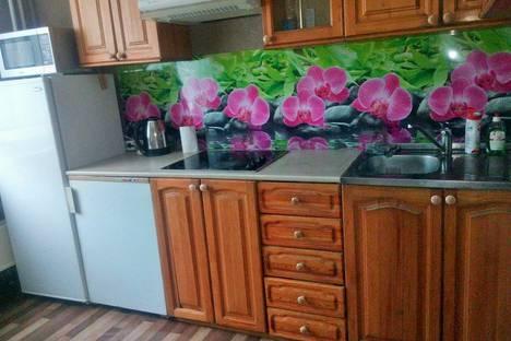 Сдается 2-комнатная квартира посуточно в Красноярске, улица 78 Добровольческой Бригады, 19.